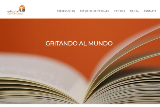 estreno web editorial